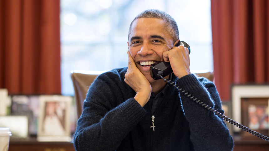 obama-gushing-on-phone