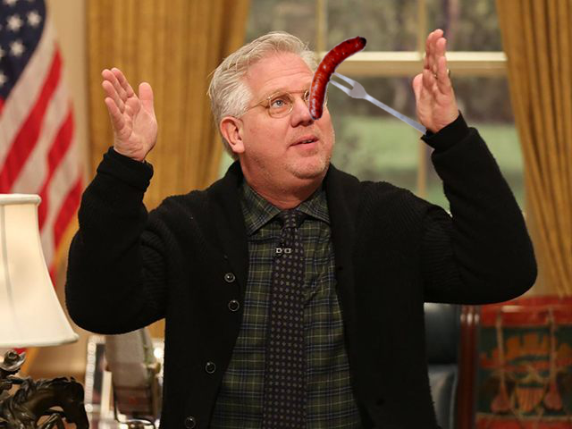 REPORT: Glenn Beck found eating at Golden Corral after 'fasting' claim