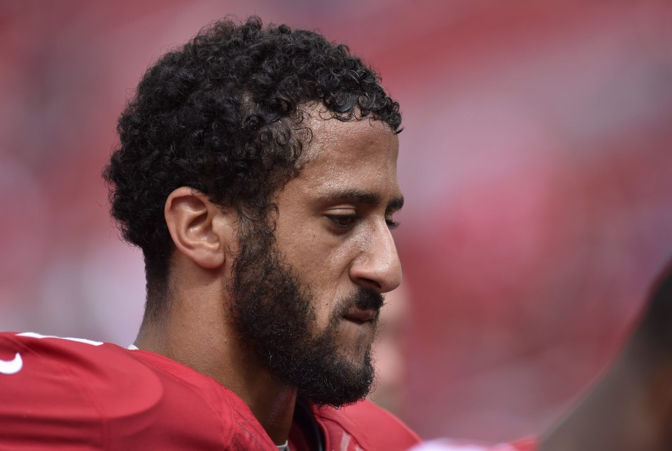 City of San Francisco calls for 49ers Colin Kaepernick to subdue his level of anti-Americanism because 'you cannot hate America more than us'