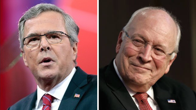 Dick Cheney open to Vice Presidency if Jeb is Nominee