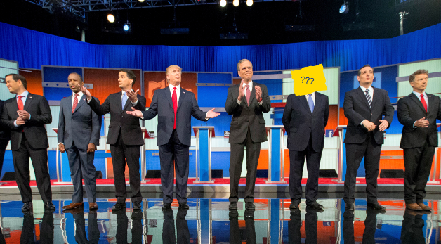 'Unsure' Delivers Strong Debate Performance Surpasses Jeb Bush