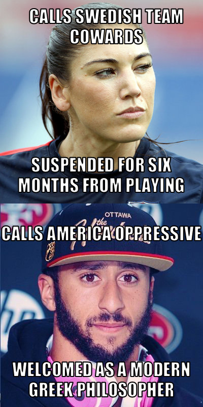 Memes that make you go hmm: Sexism in Sports